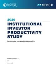 2020-BSG-Mercer-Institutional-Investor-Productivity-Report_cover