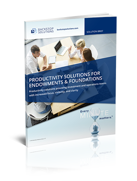 resource-solution-brief-endowments-foundations