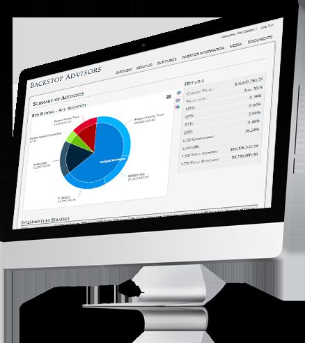 Backstop Portal Hedge Fund Investor Portal
