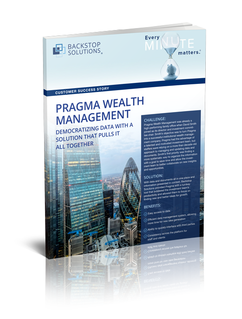 Pragma Wealth Management