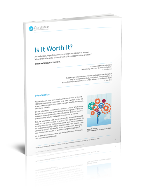 White Paper: Is It Worth It?