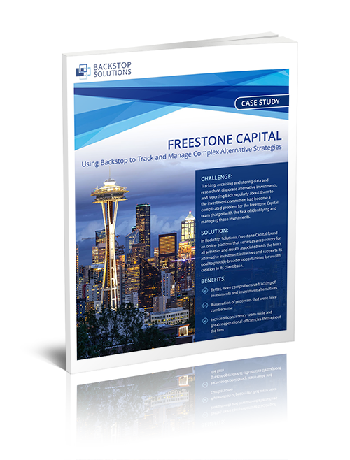 FREESTONE CAPITAL