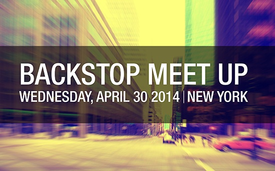 Backstop New York Meet Up