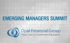 Opal Emerging Managers Summit