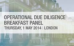 London Due Dilligence Breakfast Panel