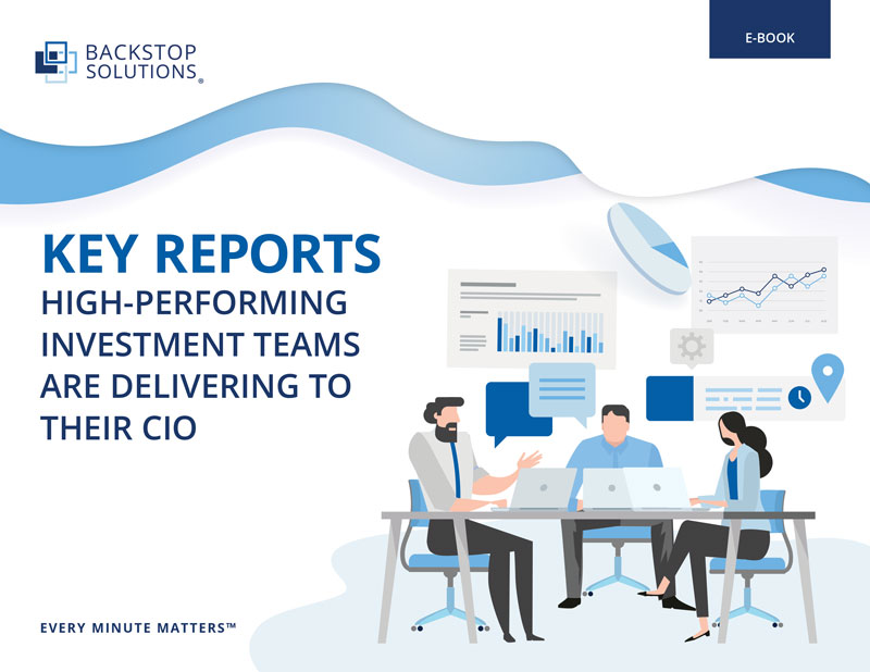 E-Book: Key Reports Investment Teams Can Deliver to Their CIO