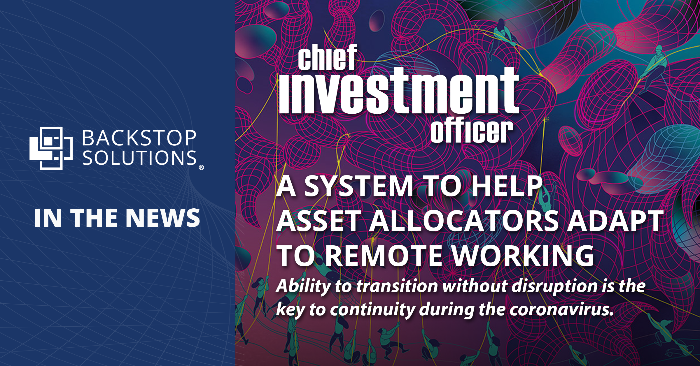 AI-CIO ARTICLE - A SYSTEM TO HELP ASSET ALLOCATORS ADAPT TO REMOTE WORKING