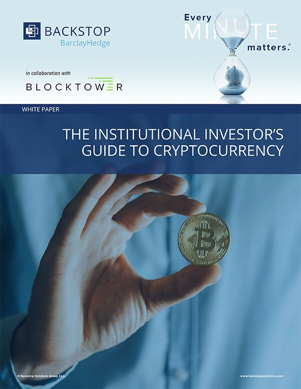 THE INSTITUTIONAL INVESTOR'S GUIDE TO CRYPTOCURRENCY