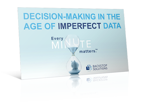 DECISION-MAKING IN THE AGE OF IMPERFECT DATA